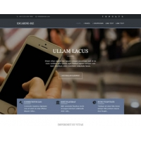Escarine-Biz Free Website