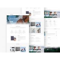 Corporate Agency Web Template