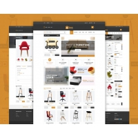 Online Retail Store Website Template Free