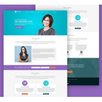 Web Development Company Website Template Free