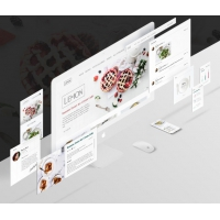 Food and Restaurant UI Kit Free