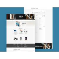 eStore eCommerce Website Template Free