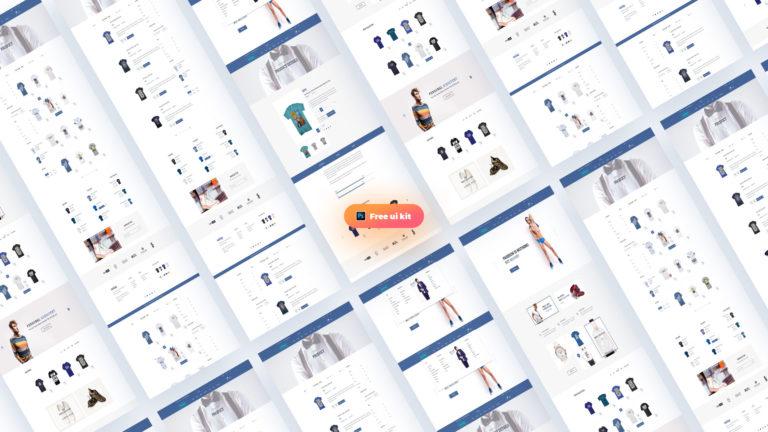 Multipurpose eCommerce Website Templates Free