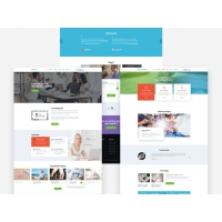 Business Consultancy Website Templates Free