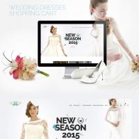 Wedding eCommerce Shopping