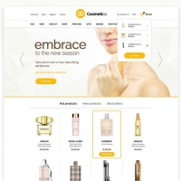 Beauty Shop eCommerce