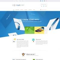 Creative Agency Website Free