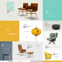Design Studio Portfolio Website