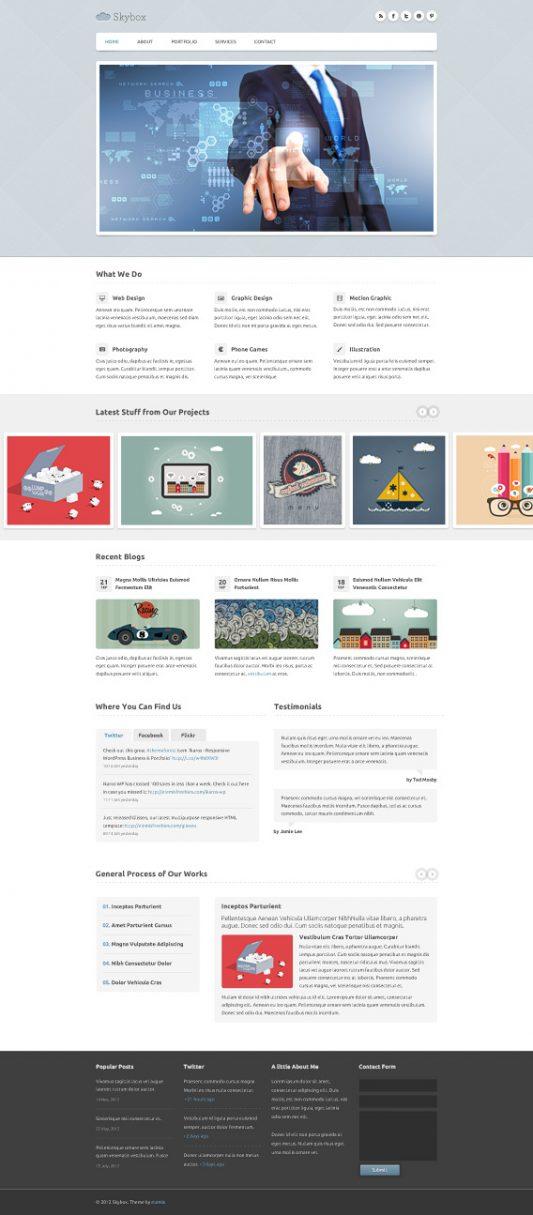 Skybox Free Homepage