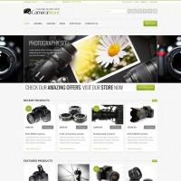 Camera Store Ecommerce