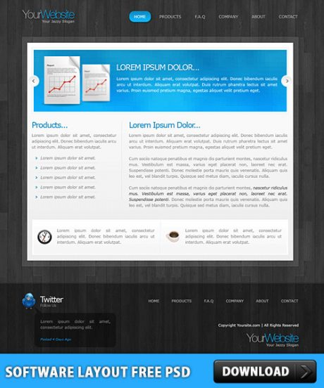 Software Layout Free