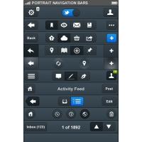 App Navigation Bars