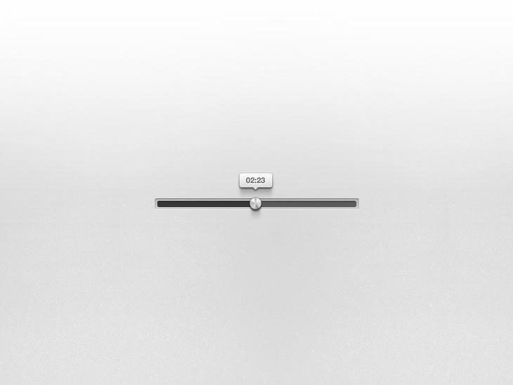 Music Progress Bar