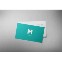 Free Business Cards Mockup