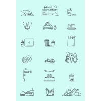 18 Free Travel Icons