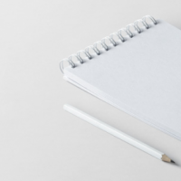 Ringed Notepad
