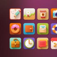 Shades Icons