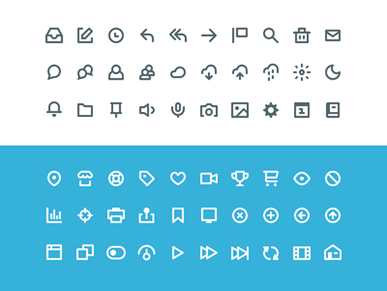 60 Vicons Free Icon Set By Victor Erixon