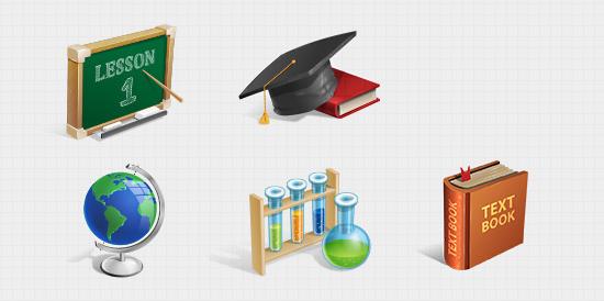 Free Academic Icons
