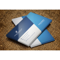 Property Management Business Card Template