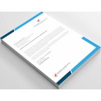 Corporate Letterhead Free Download