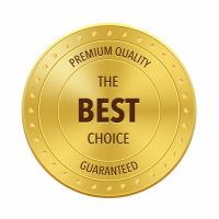 Gold Best Choice Badge
