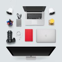 Designer Desk Essentials
