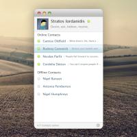 Minimal Chat Interface