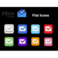Google Inbox Icons
