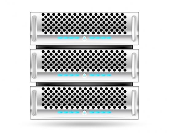 Rack Server Icon