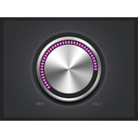 Knob - Photoshop Psd Interface