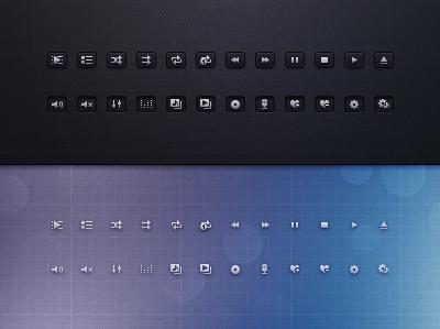 Minim Icons - Music Edition