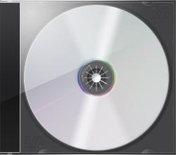 CD Plastic Case