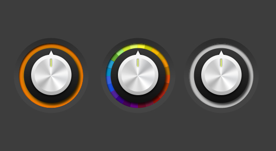 Color Selector Buttons