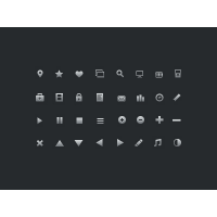 Small 16px Icons By Pranav