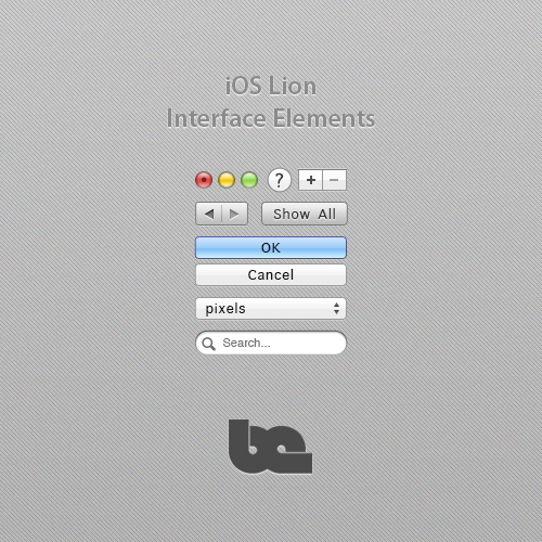 IOS Interface Elements