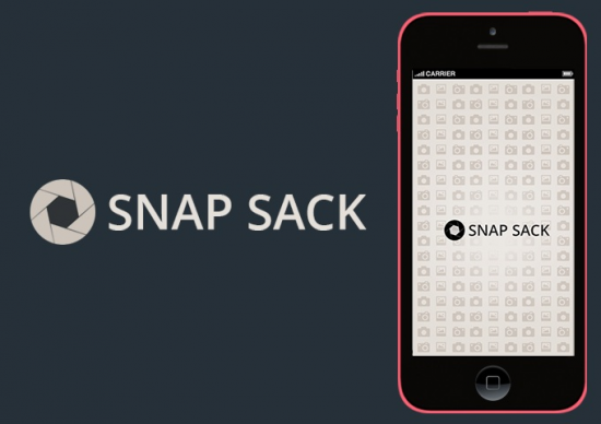 Snap-Sack IOS7 Free Mobile Interface