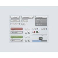 Light Gray Interface Kit
