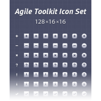 Agile Icons Toolkit By Mayack