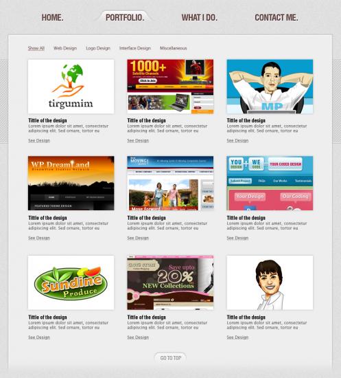 Sleeko Single Page Website Design By Rafi