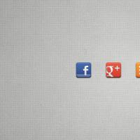 Social Icons By Hager Sebastian