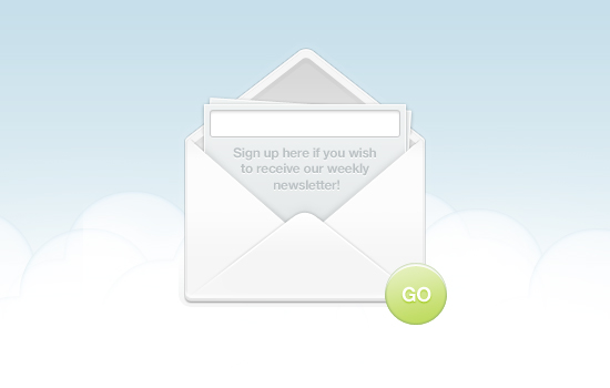 Signup Envelope