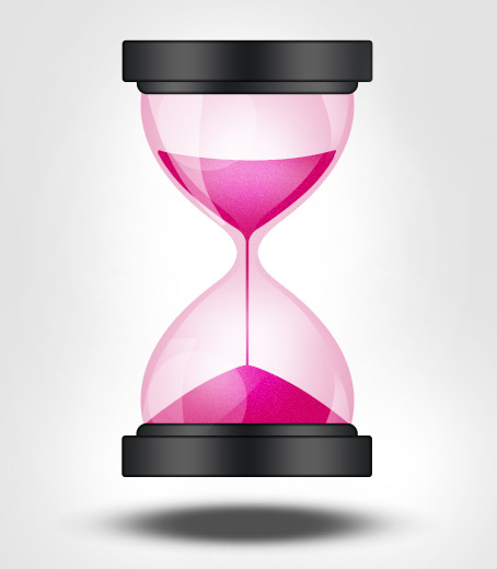 Sand Hourglass Icon By InventLayout