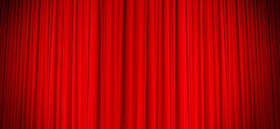 Free PSD Curtain Background