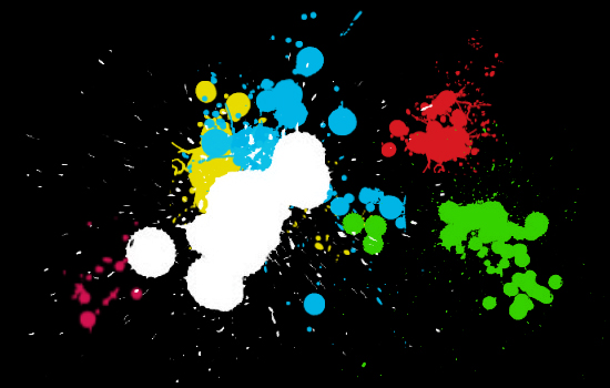 Splatter Brushes By Snowiee
