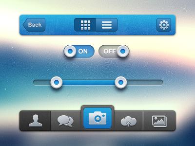 IPhone Psd Interface
