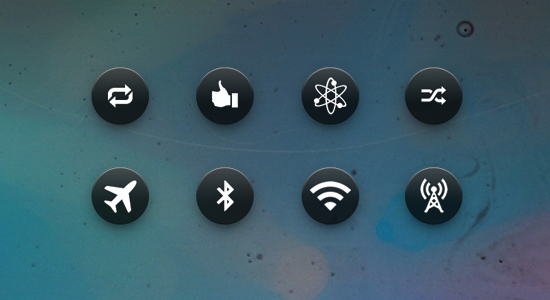 Bubble Toggles By Brent Caswell