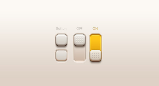 Buttons And Switches By CGvector