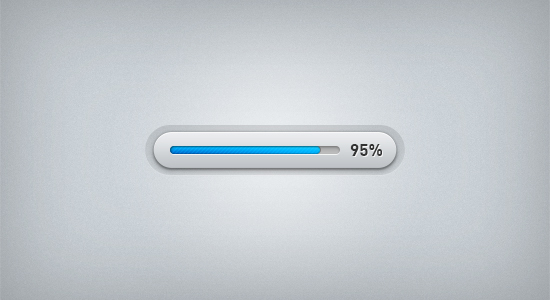 Progress Bar Indicator By Ivo Ivanov
