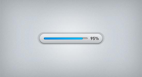 Progress Bar Indicator By Ivo Ivanov
